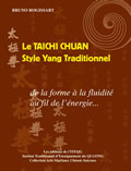 Taichi chuan style Yang traditionnel livre de Bruno Rogissart