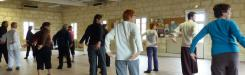 qi gong Mary Sempé 11 avril 2015 à Artigues